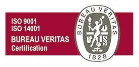 Certificación ISO9001 y 14001 Herbecon