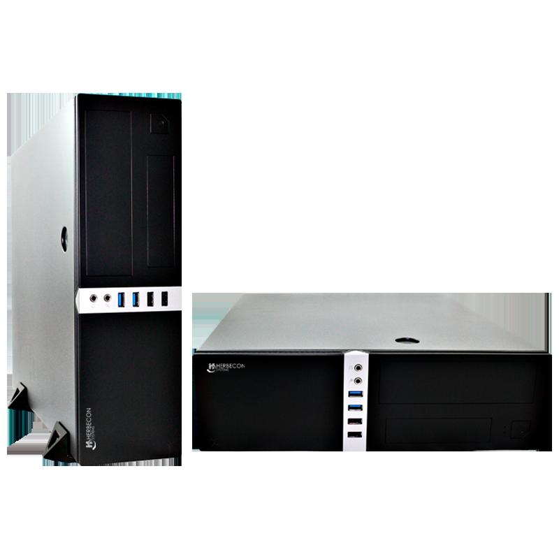 Caja Micro Atx-t450s Herbecon PRO
